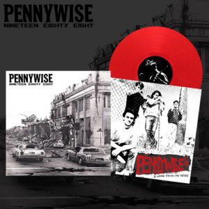 pennywise_lp_red