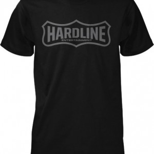 Hardline Shield Tee - Front