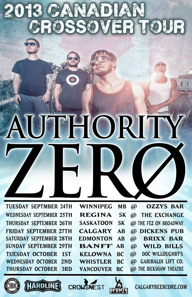 AZ Canada Tour