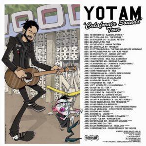 Yotam US Tour